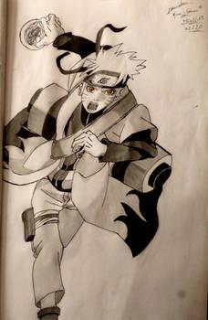 Naruto Uzumaki {Mode Ermite}