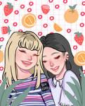 Oranges and Strawberries (LiSoo FanArt)