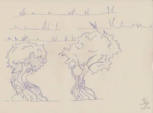 Doodle Tree 2