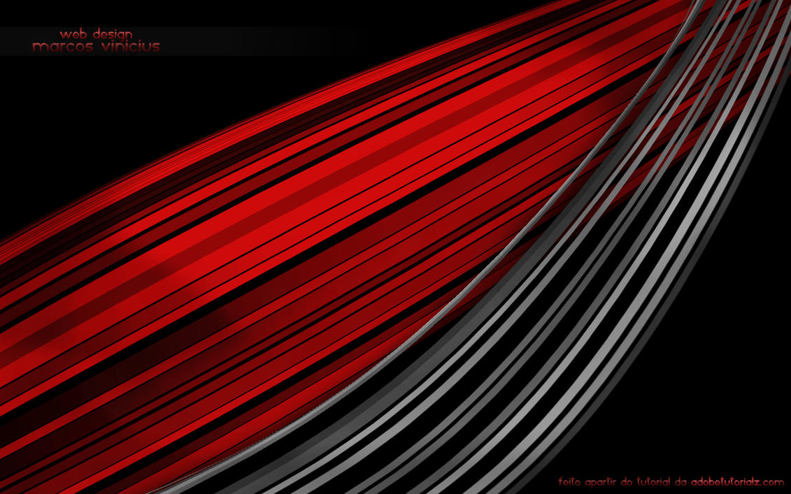 Abstract red and black wallpaper > rainbow abstract red and black