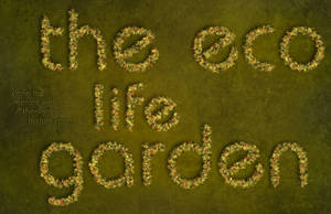 Eco Text Effect