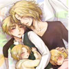 A Family in Slumber APH Icon by wandering39soul