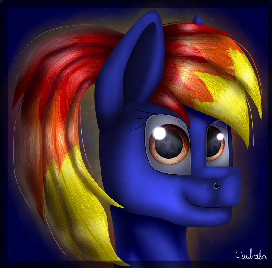 Headshot for lovelifelikelili by GalaxyJessie