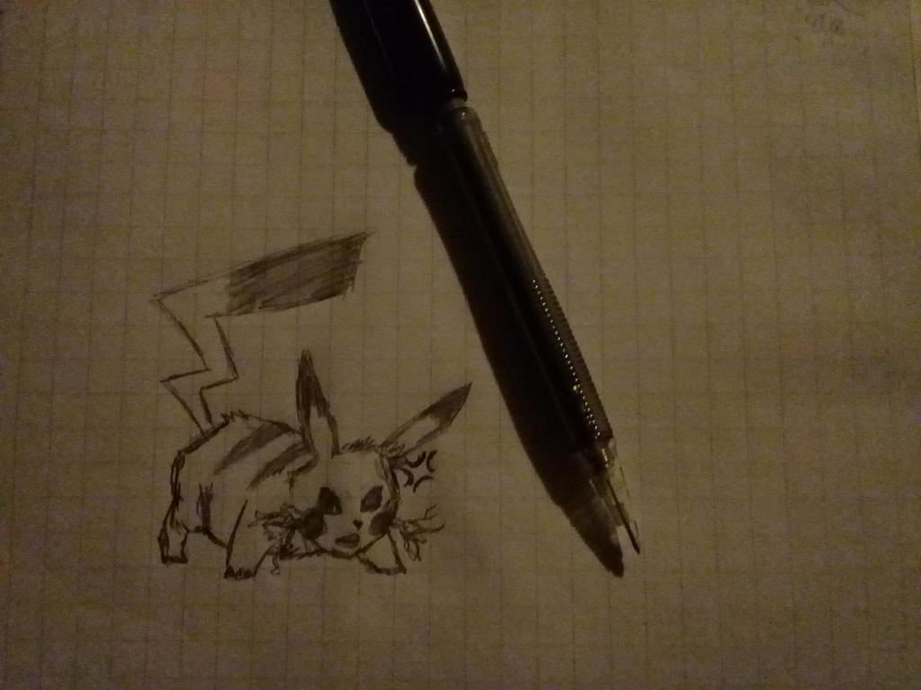 pikachu by olimacrostt