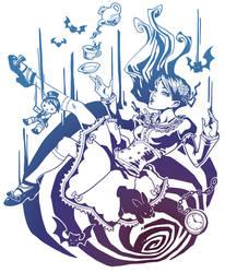 Fanime 2013 T-Shirt Design by bluessence