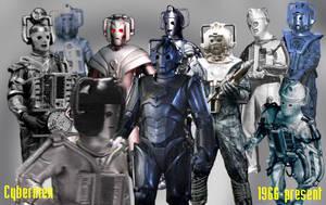 The Cybermen by IronOutlaw56