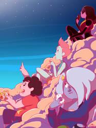 Steven Universe Pilot by RanchingGal