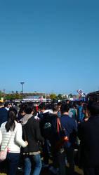 oarai event stage