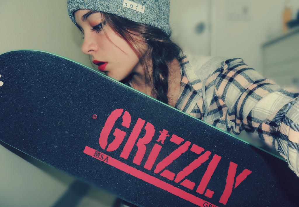 Grizzly Grip, Diamond/Element Board by Earlrocks1