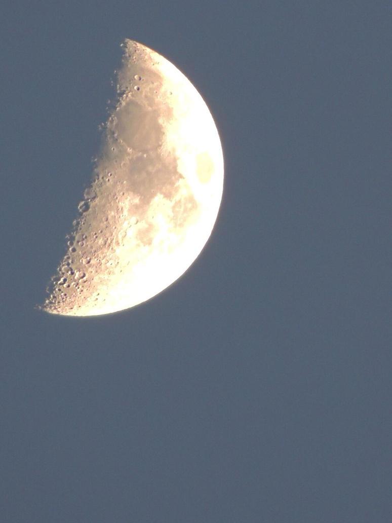The Moon by Earlrocks1