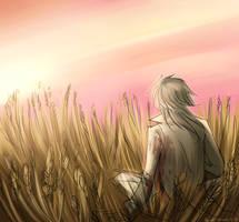 Crop Field by Ryuki-Chinto