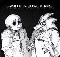 What do you two think? by Ryuki-Chinto
