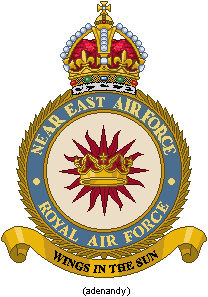 RAF Commands - Near East Air Force