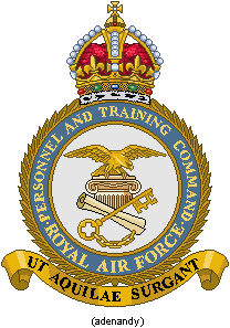 RAF Commands - Personnel and Training Command