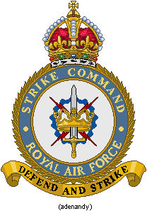 RAF Commands - Strike Command