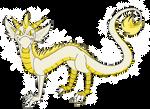 Little Golden Dragon