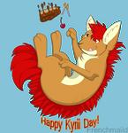Happy Kyrii Day