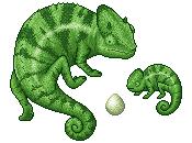 Chameleon Set by Umbreonage