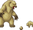 Nandi Bear Set by Umbreonage