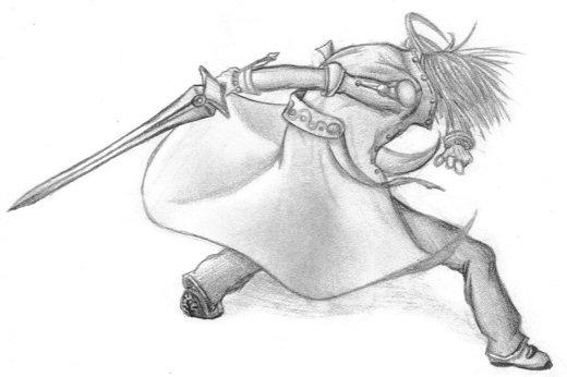 Almas the Swordsman by adudenamedjoshd