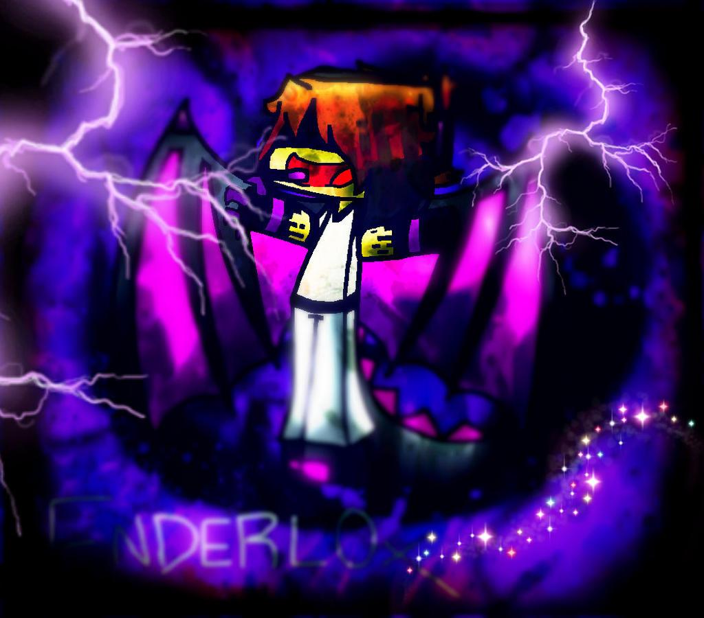 Enderlox (Edited) by MetaT0shi on DeviantArt