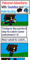 Pokeman Adventures by MetaT0shi