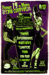 PSYCHOBILLY SHOW POSTER