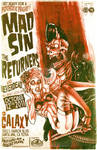 MAD SIN POSTER