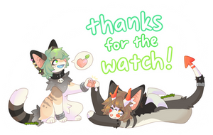 thanks for the watch! by spookzilly