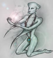 .:Princess Ruto of the Zoras:. by Alopex