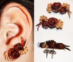 .: Double Piercing Earrings :.