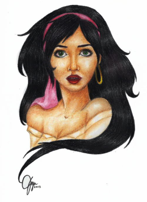 .: Esmeralda :. by tanya1