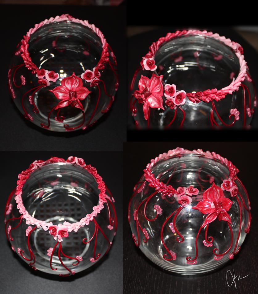 .: Pink Vase :. by tanya1