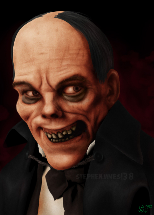 The Phantom of the Opera by StephenJames138