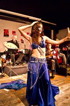 Belly Dance Thalia Raqs