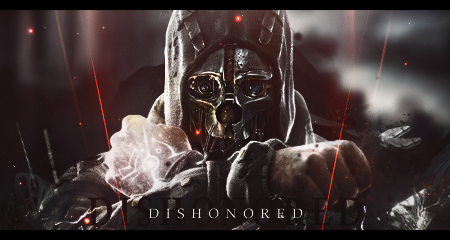 Dishonored Signature by NTSD-Applejuice