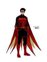 Red Robin Redesign by tsbranch