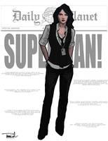 Lois Lane by tsbranch