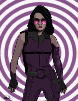 Kate Bishop-Hawkeye