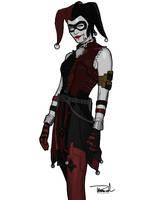 Harley Quinn by tsbranch