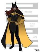 Another Batgirl by tsbranch