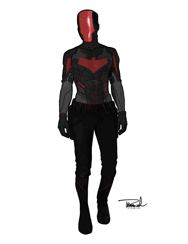 Red Hood by tsbranch