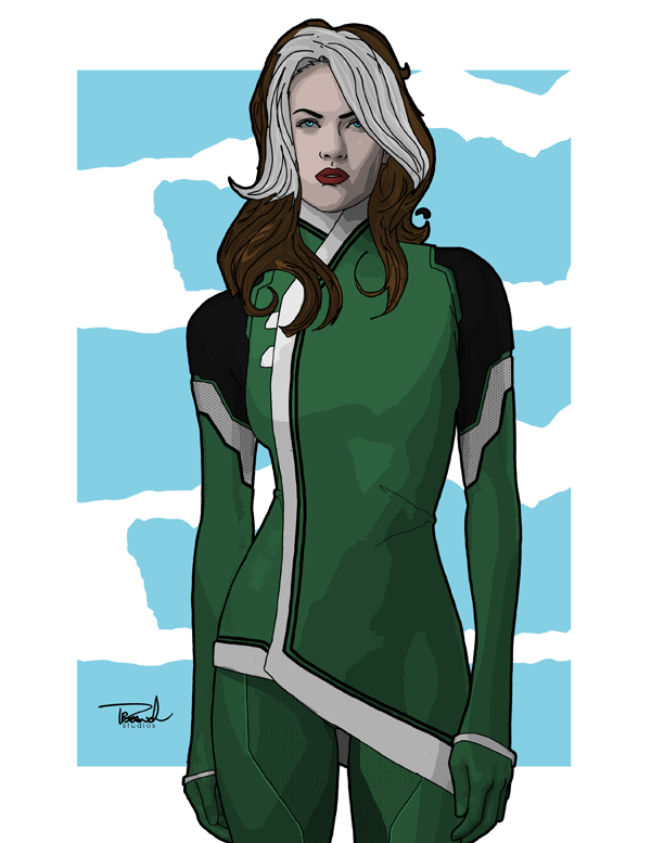 Another Rogue by tsbranch