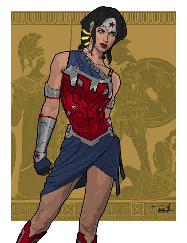 Diana by tsbranch