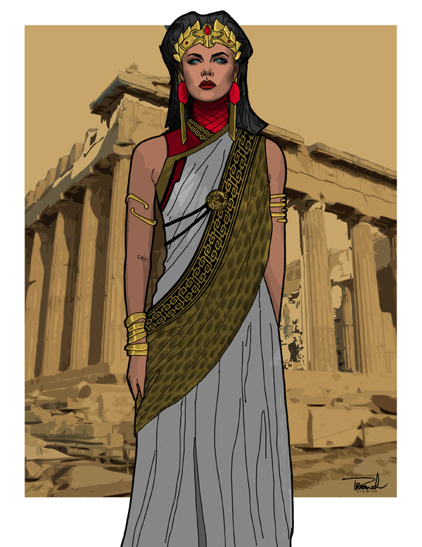 Hippolyta by tsbranch