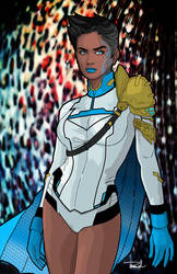 Earth-20 Power Girl
