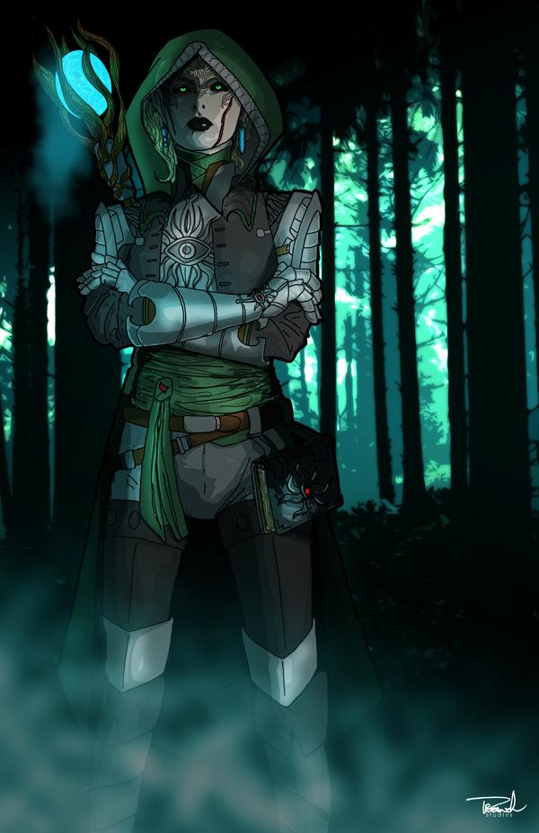Inquisitor by tsbranch