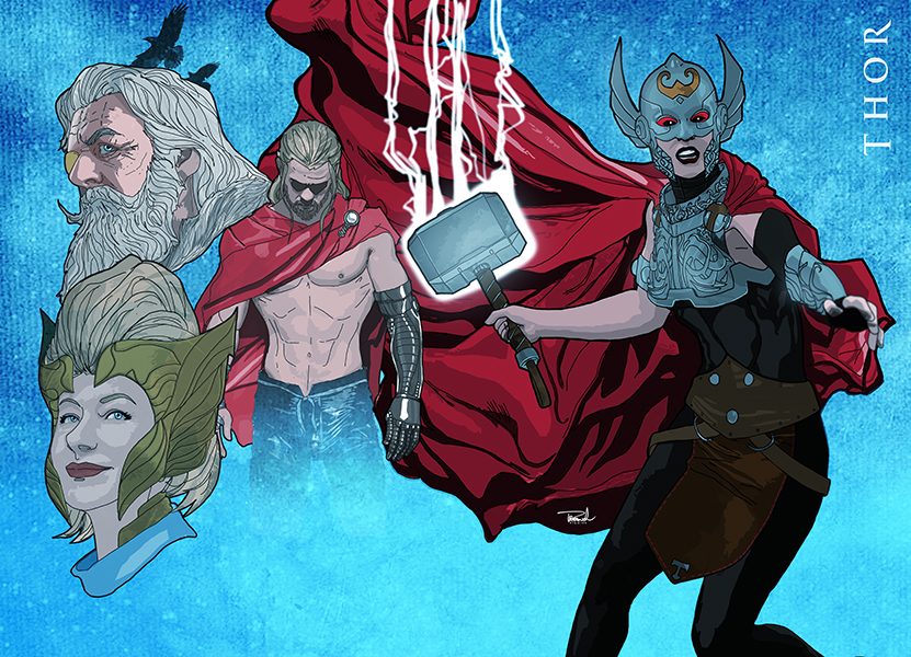 Thor 2015 by tsbranch
