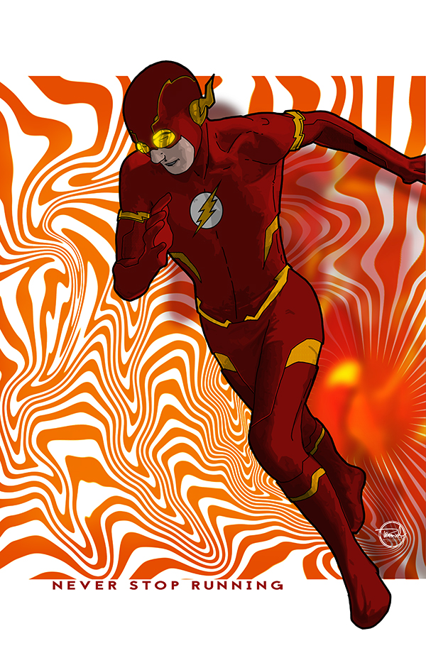Flash 2015 by tsbranch