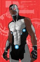 Cyborg by tsbranch